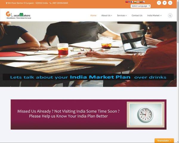 Service Company Wordpress- Portal
